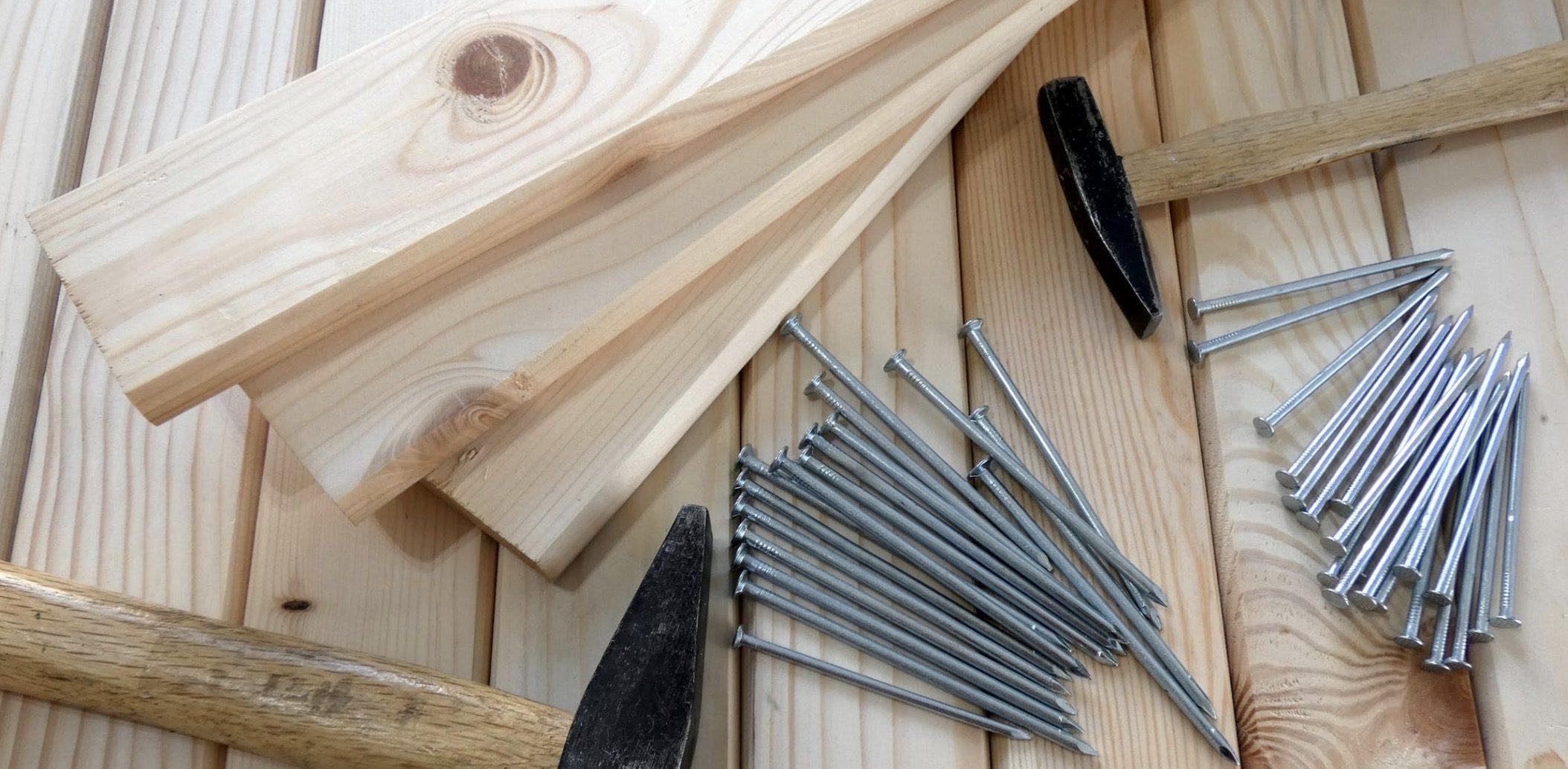 Ombygning af Kroghs Tømrer Entreprise fra Holbæk